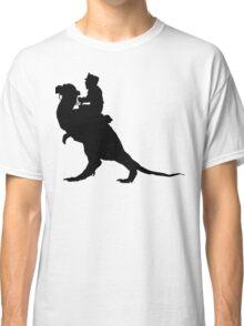 TaunTaun Rider Silhouette Classic T-Shirt