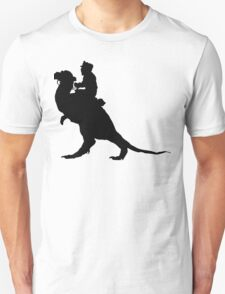 TaunTaun Rider Silhouette T-Shirt