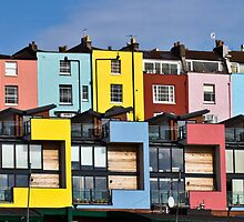 Little Boxes by Brian Roscorla