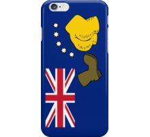 New Australia Flag iPhone Case/Skin