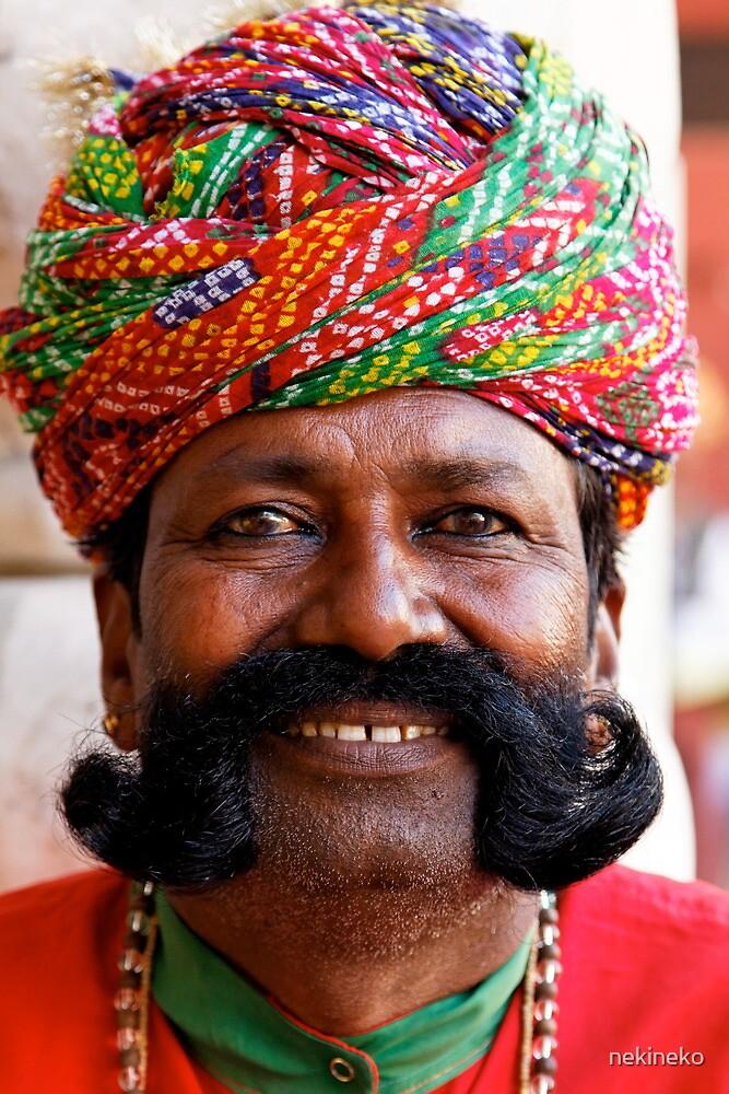 Musician, Jaipur by nekineko
