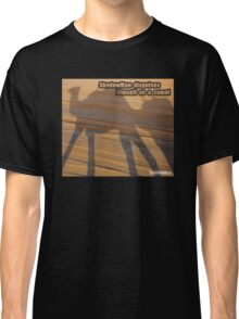 ShadowMan© In Disguise Classic T-Shirt
