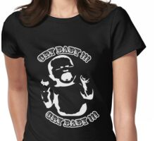 Siera© - Cry Baby Cry Baby Womens Fitted T-Shirt