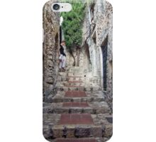 Follow The Red Brick Road iPhone Case/Skin