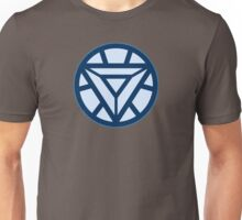 Arc Reactor (Mk. 6) Icon Unisex T-Shirt