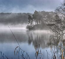 Windermere ...March Mist by VoluntaryRanger