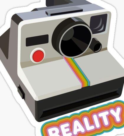 Reality Sticker