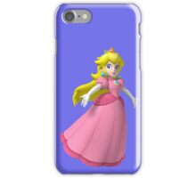 Princess is Peachy iPhone Case/Skin