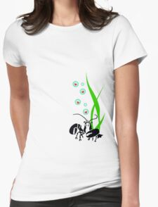 Bubbly Love Womens Fitted T-Shirt