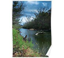 """""""Blackwood River"""" Poster"""