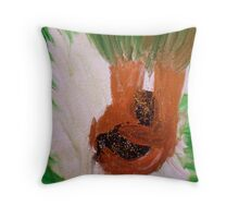 A Holding Place (with 5000 angel wings for support) Throw Pillow