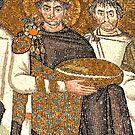 Emperor Justinian by neil harrison