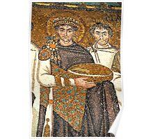 Emperor Justinian Poster