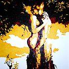 albero ( la vita ) by ORAZIO SCILIMPA