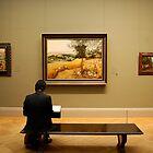 Art School Student  by Rae Breaux