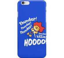 Thunder Kitty iPhone Case/Skin