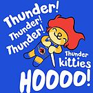 Thunder Kitty by kentcribbs