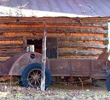 It's a Manure Spreader by BCallahan