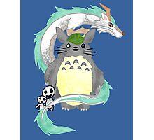 Ghibli Photographic Print