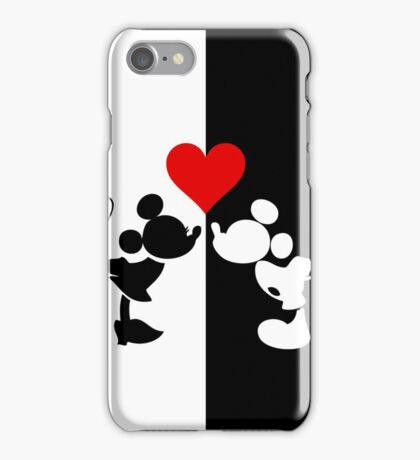 Mickey Minnie Iphone Case iPhone Case/Skin
