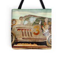 Wacky Racer Tote Bag