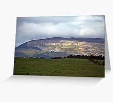 Irish Countryside scene Greeting Card