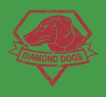 Diamond (Red) One Piece - Short Sleeve