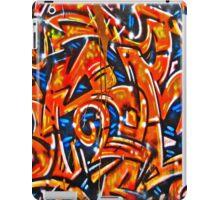 Graffiti #1a iPad Case/Skin