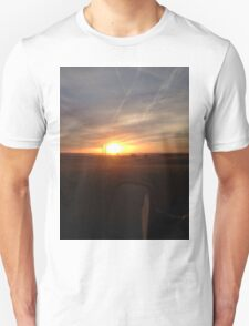 Sunset Farm Unisex T-Shirt