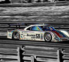 Brumos Porsche by schnee6