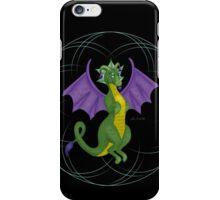 She-Dragon iPhone Case/Skin