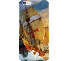 Sail Ships Iphone Case iPhone Case/Skin