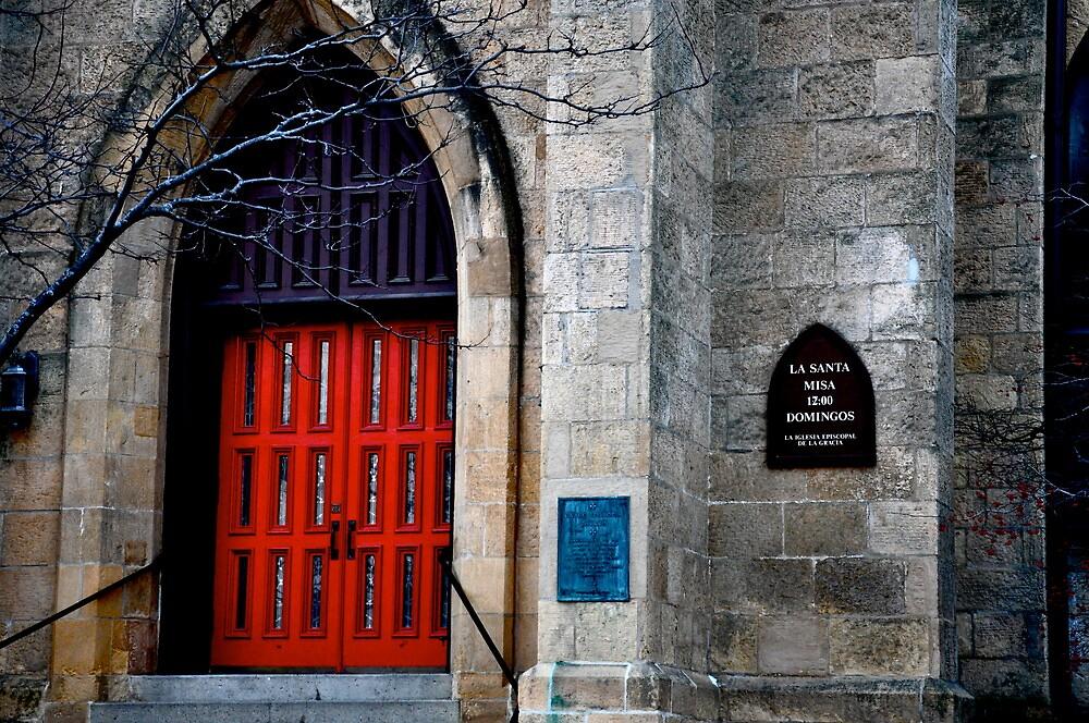 La Puerta Roja Santa Misa by Madison Jacox