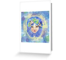 Keeper of the Skies – KEEP YOURSELF OPEN Greeting Card