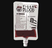 Tiger Blood by mememaster