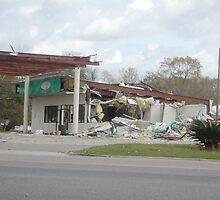 Tornado damage II by zpawpaw