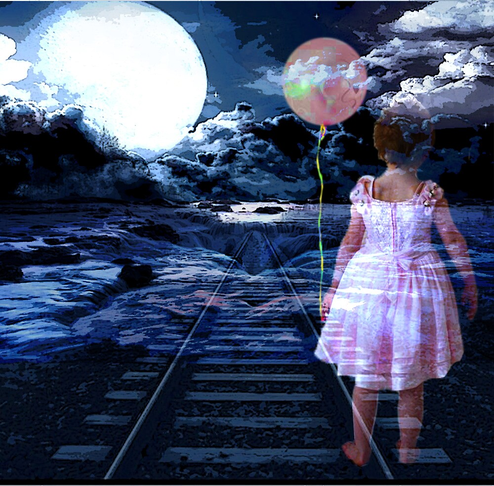 TRACKS TO A FUTURE WE ARE LEAVING OUR CHILDREN by Tammera