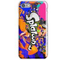 Splatoon Ink Splat Iphone Case iPhone Case/Skin
