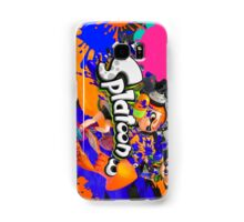 Splatoon Ink Splat Iphone Case Samsung Galaxy Case/Skin