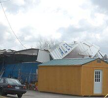 Tornado damage III by zpawpaw
