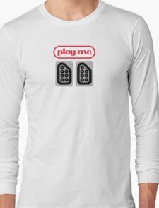 play me ports Long Sleeve T-Shirt