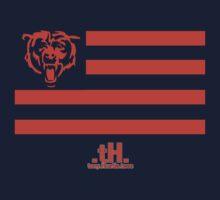 Bears Nation 2K15 by tony.Hustle.tees ®
