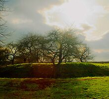 Stockbury Castle by Dave Godden