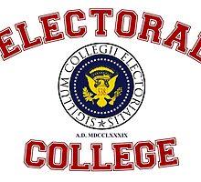 Electoral College-Collegiate Design by rwterry