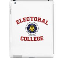 Electoral College-Collegiate Design iPad Case/Skin