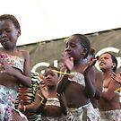 Dancing zulu girls by eddiebotha