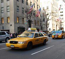 New York Traffic by vixteruk