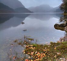 Lubnaig Reflections (1) by Karl Williams