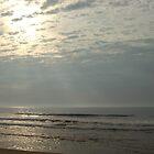 Platinum Sea Sunrise - Ocean Grove, NJ by Anna Lisa Yoder