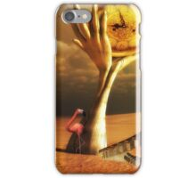 The Relevance of Time iPhone Case/Skin